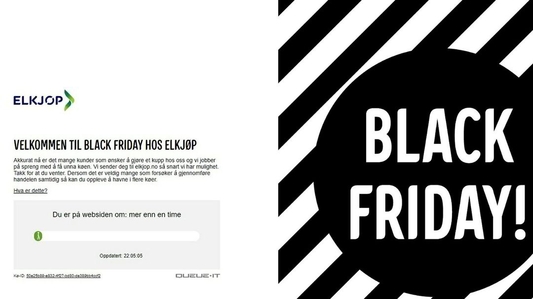 Unngå online kø – velkommen til koronavennlig shopping