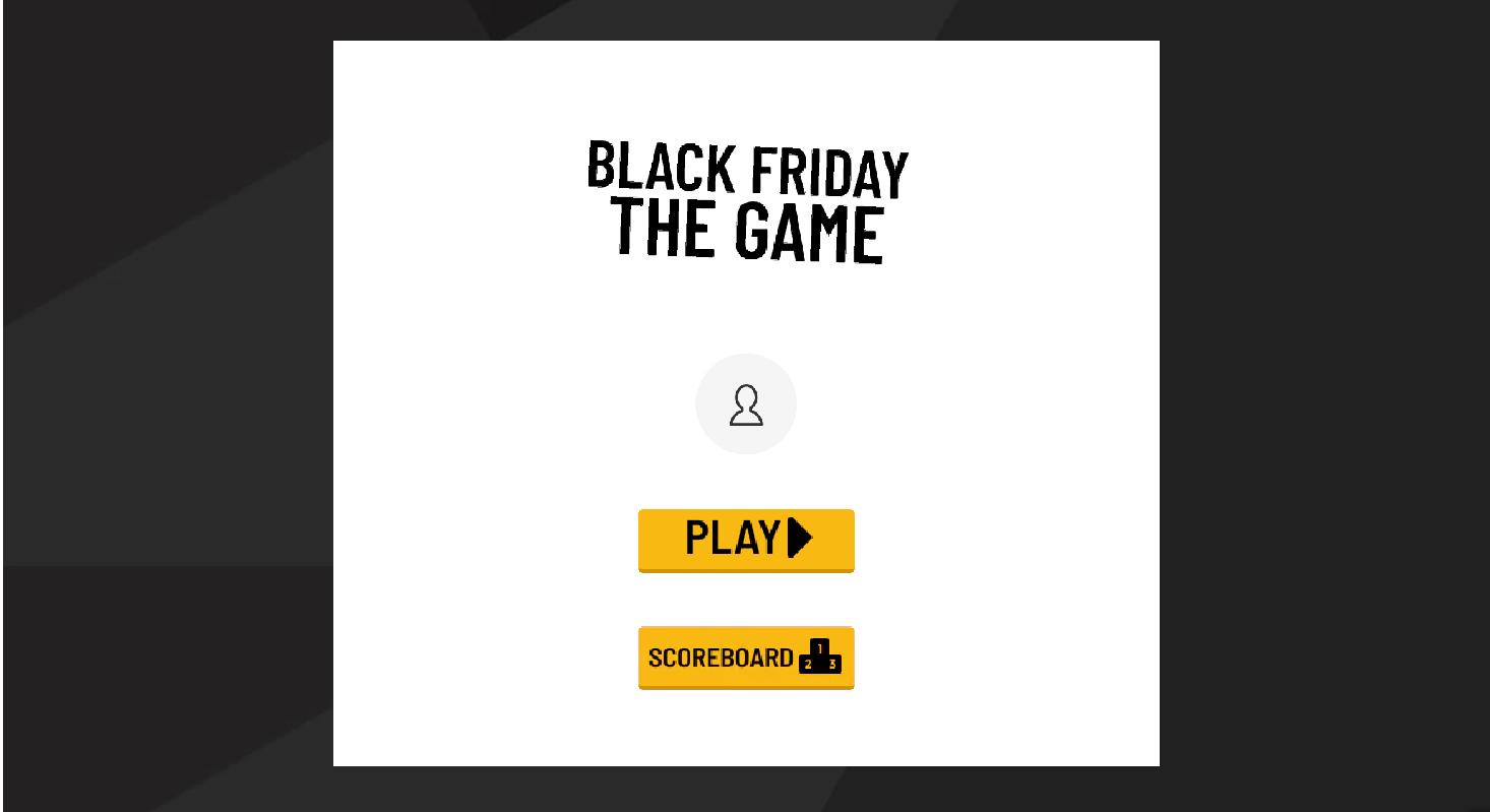 Komplett Black Friday The Game